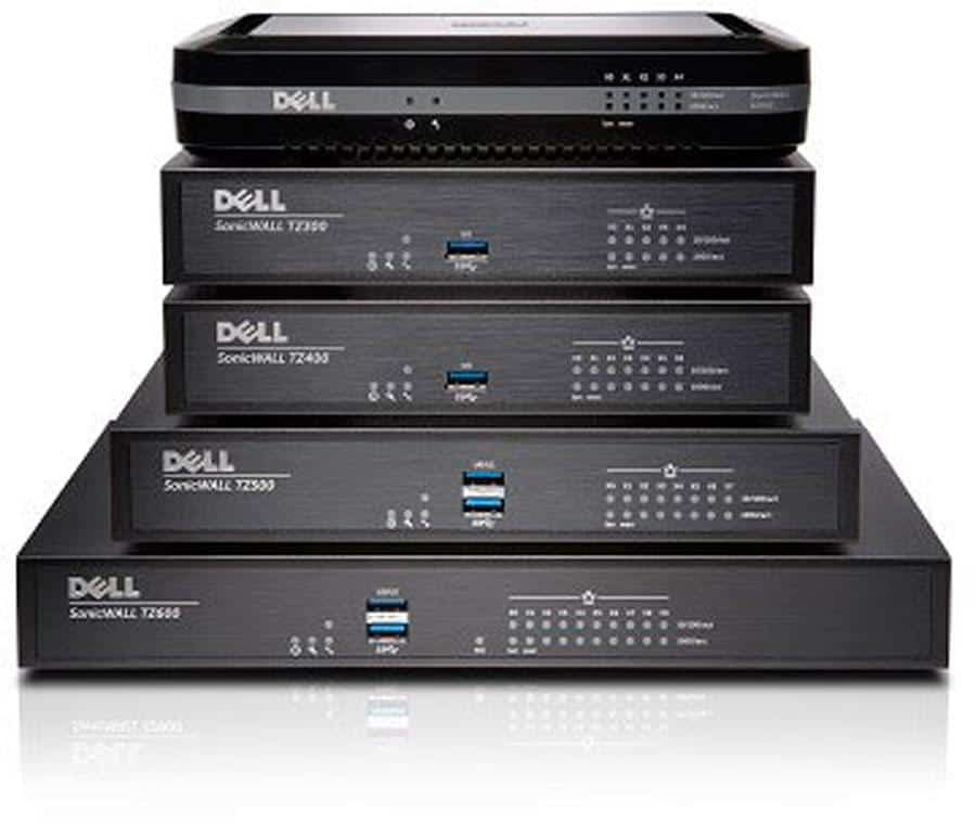 dell sonicwall tz series