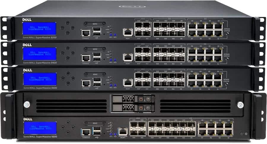 sonicwall next generation firewall nssp
