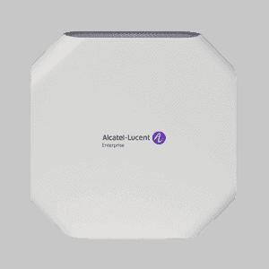 alcatel wireless lan omniaccess wireless ap front top x imagem
