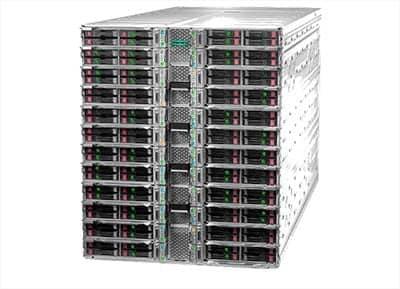 servidor hpe enterprise alta densidade