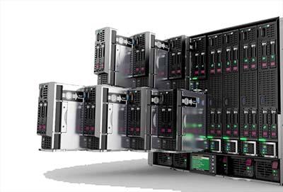 servidores hpe blade bladesystem