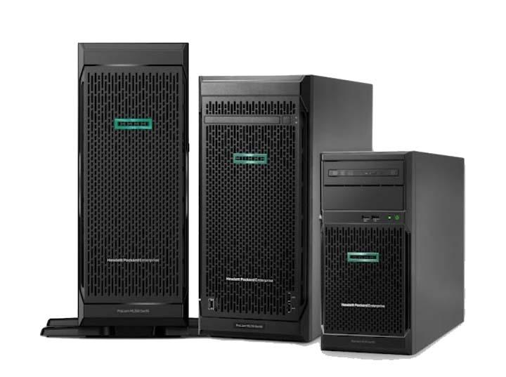 servidor hp enterprise torre