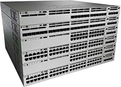 switches cisco catalyst 3850 series