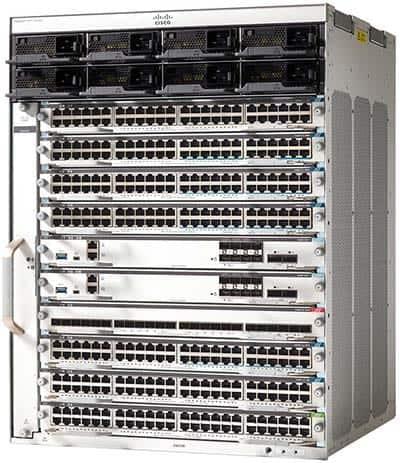 switches cisco catalyst 9400 series