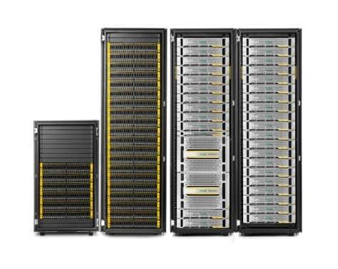 Storage para virtualização de servidores